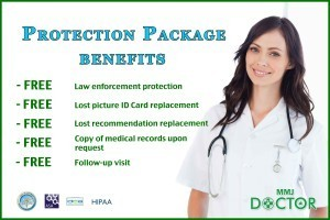 protection package mmj doctors
