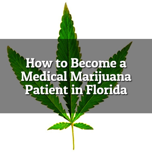 Medical Marijuana Patient - Miami Marijuana Doctor