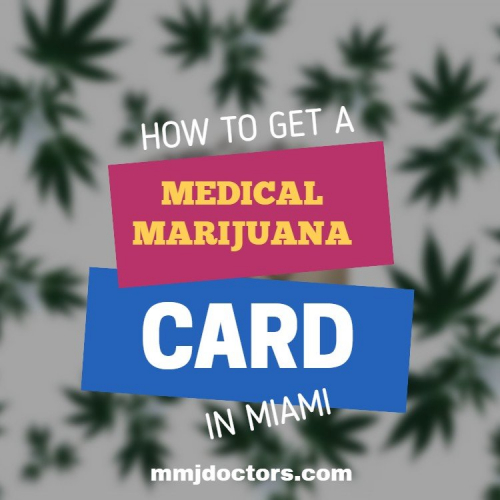 Medical Marijuana Card near me