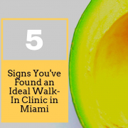 5 Signs You've Found an Ideal Walk-In Clinic in Miami