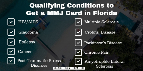Qualifying Conditions to Get a MMJ Card in Florida (1)