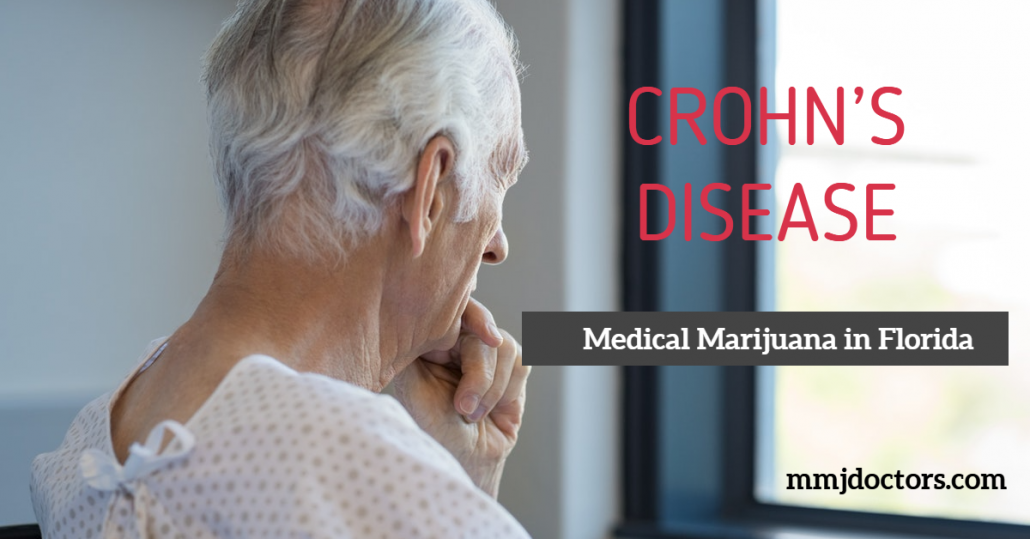 Crohn's disease. mEDICAL mARIJUANA IN fLORIDA