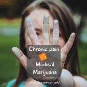 Chronic pain vs Medical Marijuana in New York