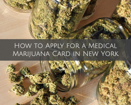 Getting a medical marijuana card in New York