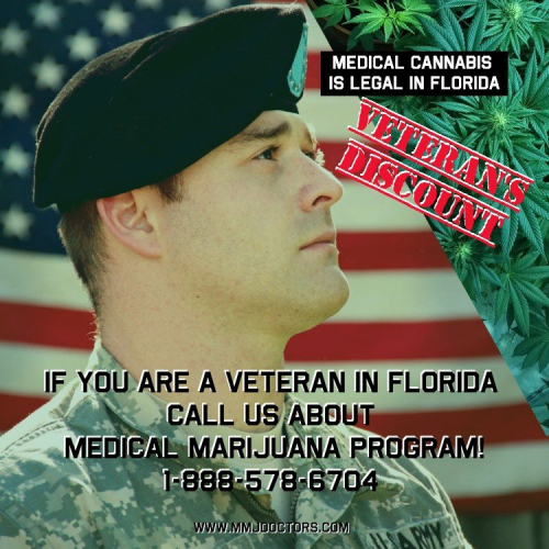 Medical Marijuana for Veterans