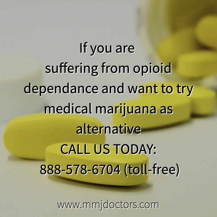 Opioid replacement therapy