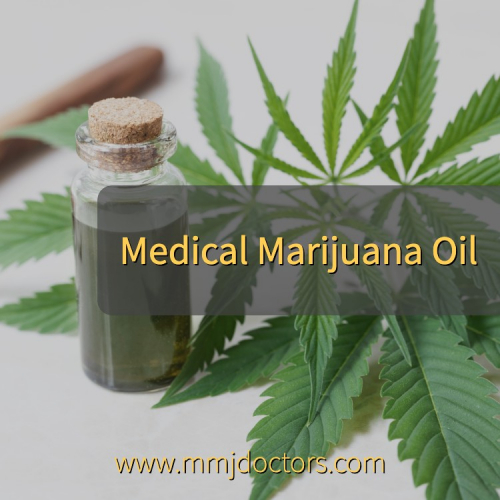 Medical Cannabis Oil