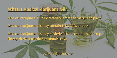 What is Medical Cannabis Oil