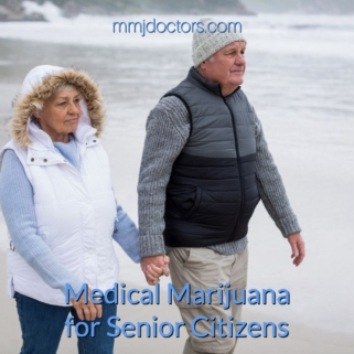 Marijuana for senior citizens