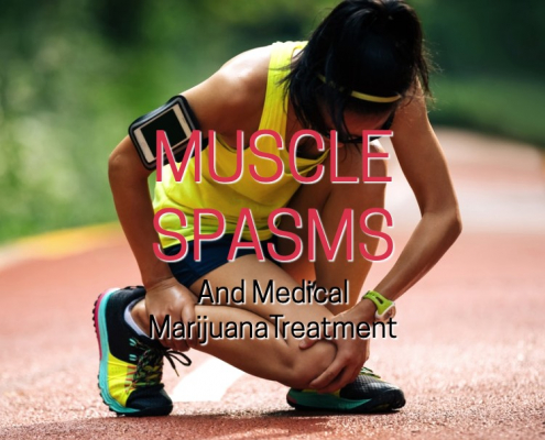 Cannabis MUSCLE SPASMS