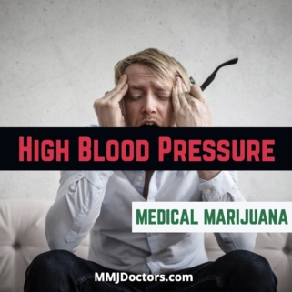 Medical Marijuana For High Blood Pressure