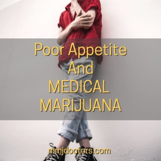 Medical marijuana for Poor Appetite