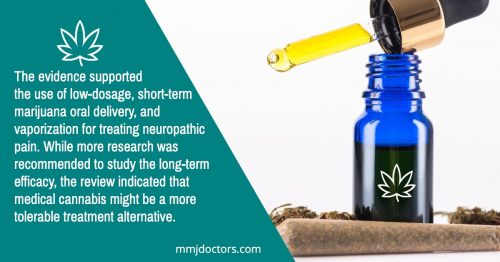 Medical Marijuana as Alternative Treatment