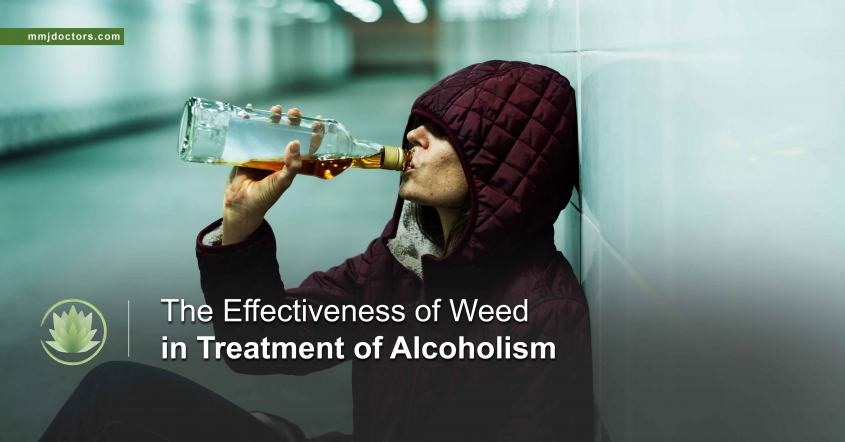 Weed alcohol addiction