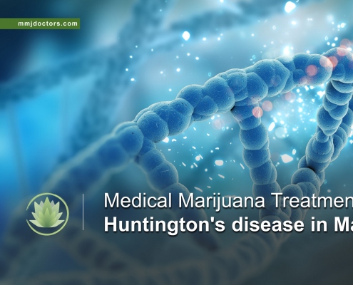 Medical marijuana Huntington's disease treatment