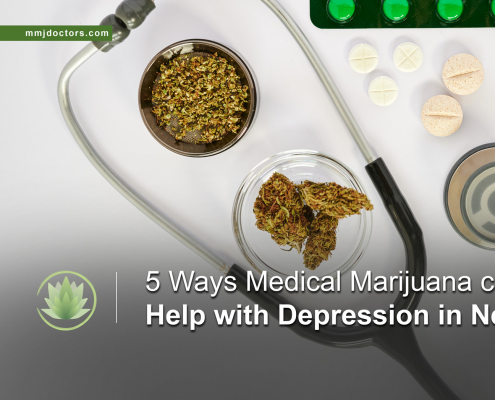 Medical marijuana depression