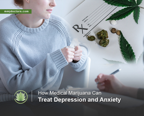 How Medical Marijuana Can Treat Depression and Anxiety