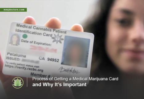 Medical Marijuana Card License