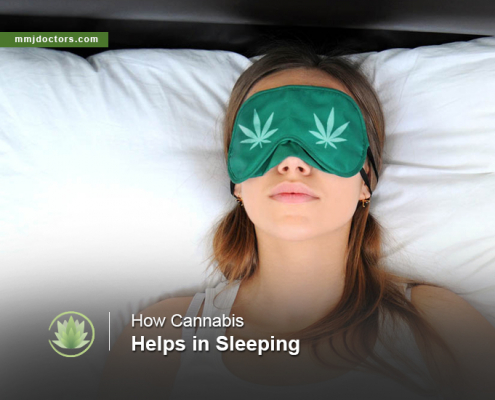 Cannabis and Sleeping
